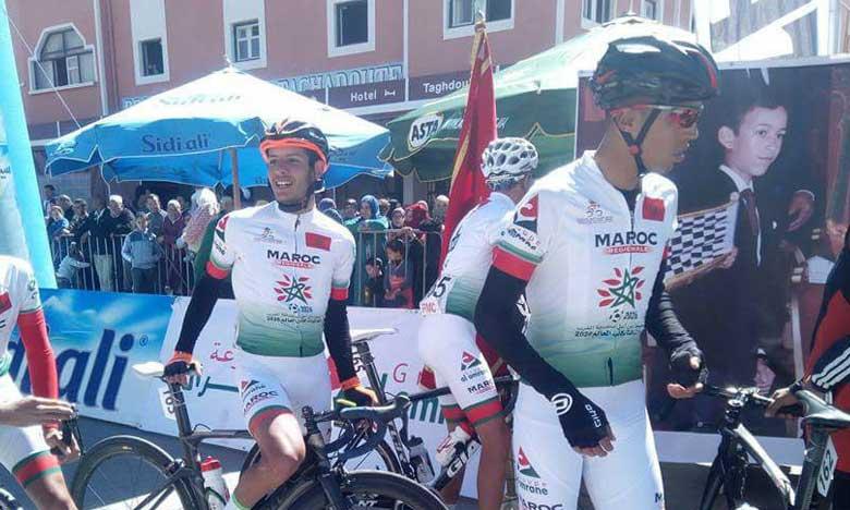 Troisième victoire d'étape de l'Italien Jakub Mareczko