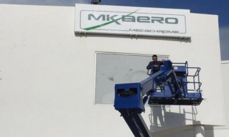 MK Aero Tanger inaugure mercredi l'extension de son usine