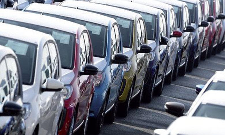 En mars, ce sont 231.110 voitures neuves qui ont été vendues sur le marché français.                                Ph. AFP