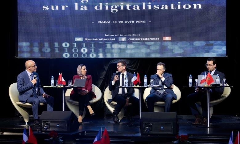 Le CRNR appelle à digitaliser les relations contractuelles