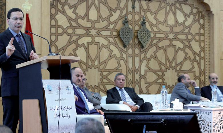 Mustapha El Khalfi souligne l'importance du rôle des associations dans la défense  de l'identité nationale
