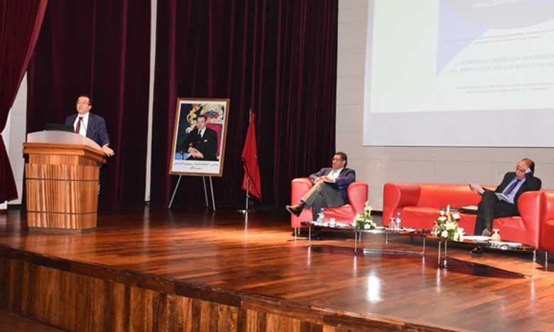 L'Organisation professionnelle des comptables agréés du Maroc réitère son adhésion au chantier de digitalisation des services publics