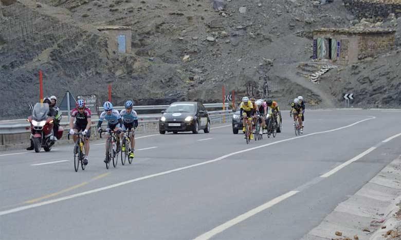 David Rivière nouveau maillot jaune, le Britannique Jacob Tipper remporte l'étape