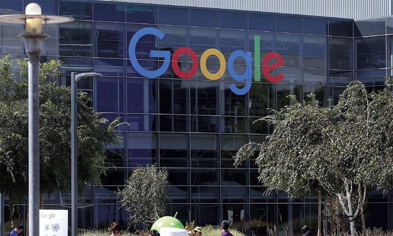 Les résultats de la maison mère de Google ont dissipé les inquiétudes des investisseurs de voir  les perspectives du groupe pénalisées par des investissements dans de nouvelles activités au-delà  de son cœur de métier de moteur de recherche. Ph. AFP