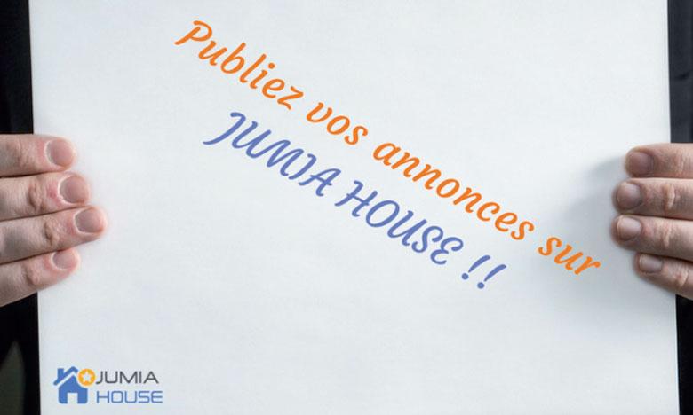 Jumia House est présent au Maroc depuis 2014.