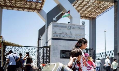 L'Égypte rouvre sa frontière avec la Bande de Gaza