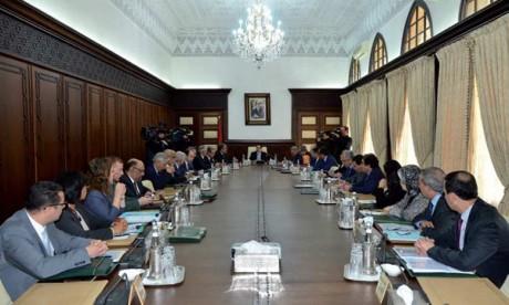 Le secrétaire général du gouvernement dresse le bilan législatif de l'Exécutif