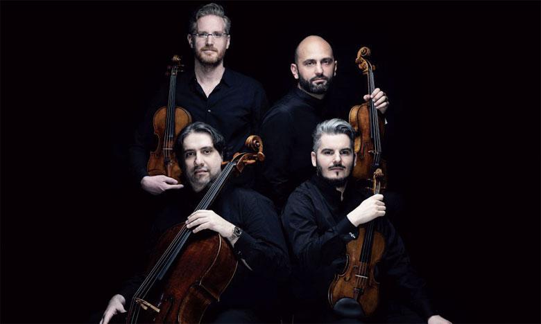 Le «Quartetto di Cremona» est considéré comme le vrai héritier du grand Quartet italien.