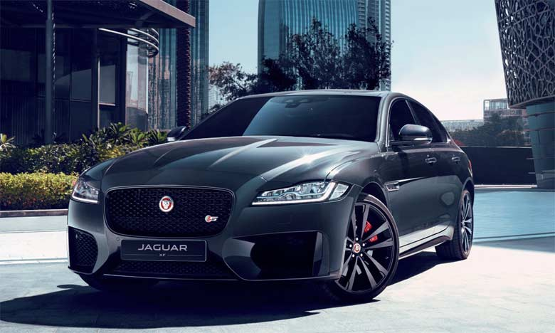Jaguar XF Luxury Black Edition