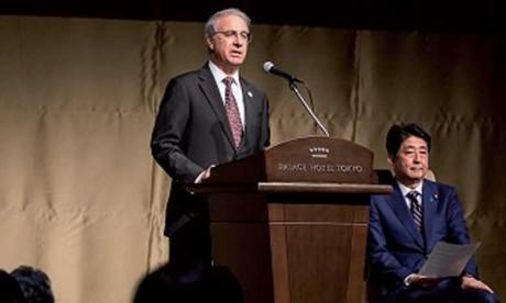 L'ambassade du Maroc au Japon préside une cérémonie à l'occasion de la Journée arabo-japonaise