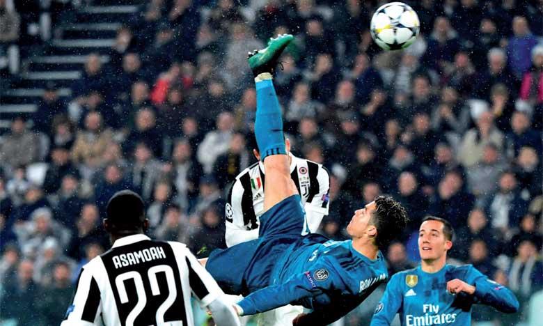 Auteur de ses 117e et 118e buts, Ronaldo s'éloigne de plus en plus en tête du classement historique des buteurs en Europe.