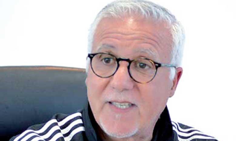 Nacer Larguet: «Je ne suis pas obnubilé par la reconduction de mon contrat»