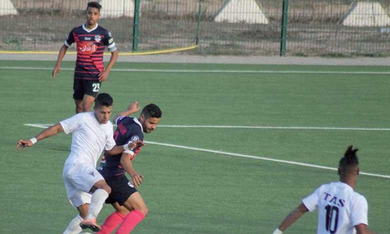 Nadi Salmi et Nahda Zemamra pratiquement en deuxième division