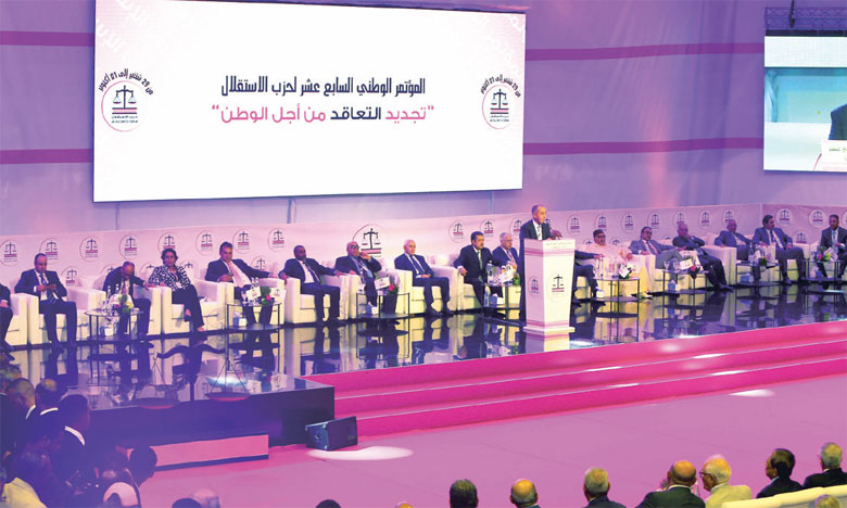 Le Conseil national décide à l'unanimité de se ranger dans l'opposition