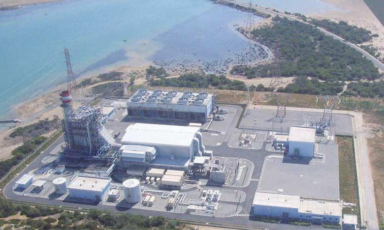 La centrale électrique de  Tahaddart s'offre une cure  de jouvence