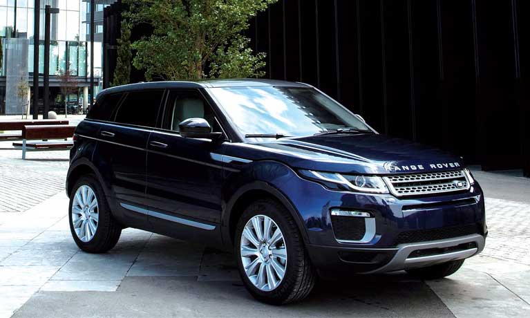 Range Rover Evoque Black Line Edition