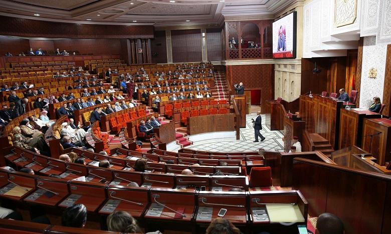 Adoption du projet de loi relatif à l'organisation générale et au statut des Forces auxiliaires