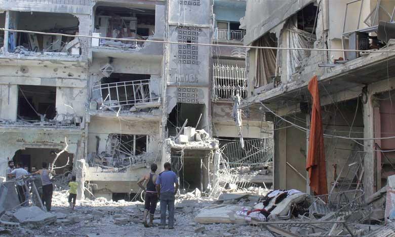 Au moins 25 soldats tués dans les combats contre Daech, l'aviation irakienne a mené un raid