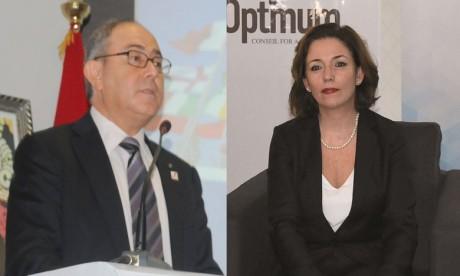 Le binôme Hakim Marrakchi-Assia Benhida Aïouch a déposé sa candidature