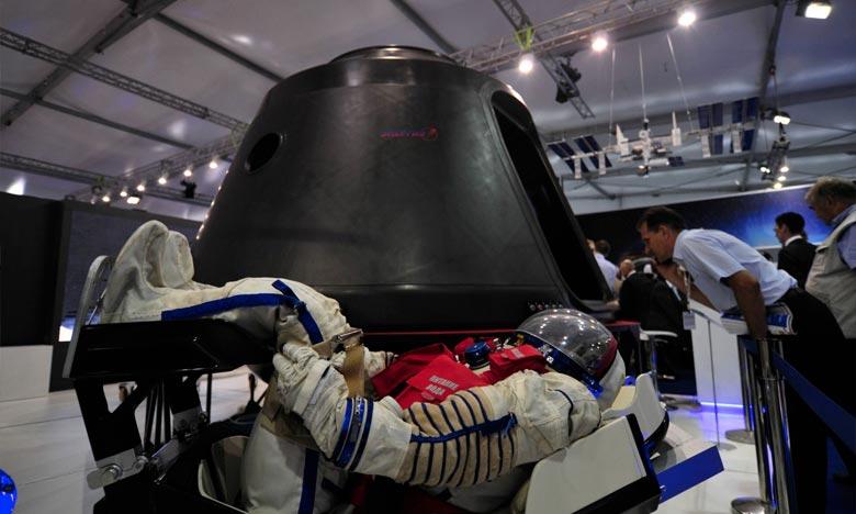 La Russie prépare le lancement d'un vol habité vers la lune