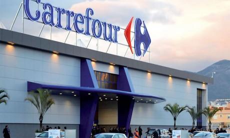 Cette nouvelle alliance d'une durée de 5 ans conférera à Carrefour une part de marché de 34 à 35%.
