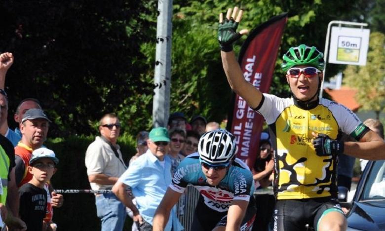 Le Français David Rivière remporte le Tour du Maroc de cyclisme