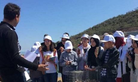 La Fondation Mohammed VI pour la protection  de l'environnement lance  des activités à Nador