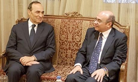 Le président du Parlement égyptien réaffirme le soutien de son pays à l'intégrité  territoriale du Royaume