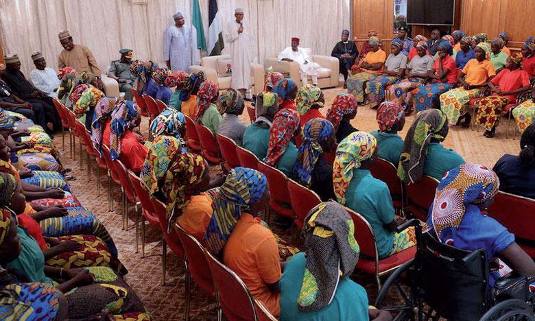 Quatre ans après le rapt de Chibok,  la menace de Boko Haram plane toujours
