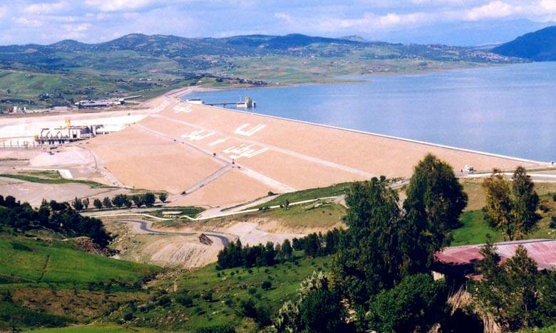 Le taux de remplissage des barrages atteint 68%