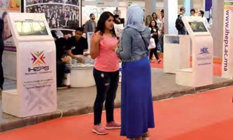 «L'événement a mobilisé plus de 750 établissements publics  et privés représentant une vingtaine de pays»