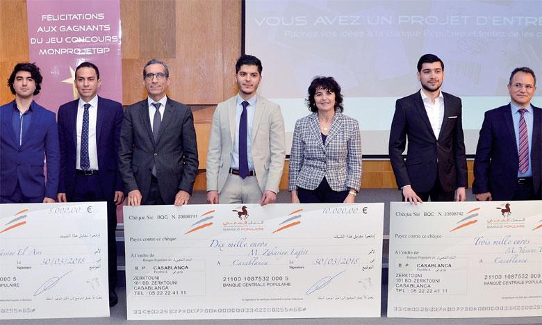 La Banque Populaire consacre les startups innovantes des Marocains du monde
