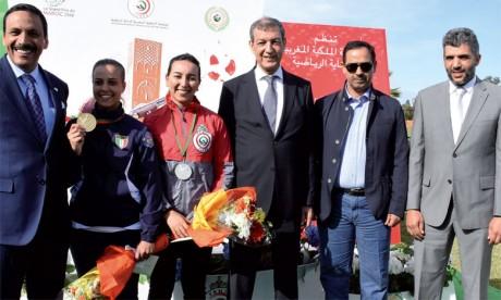 L'édition 2018 confirme la montée en puissance  des «shooters» marocains
