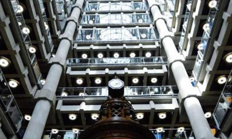LLoyd's fait la promotion  de CFC à la City de Londres