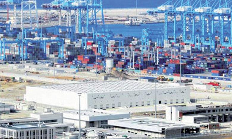 Tanger Med a terminé l'année 2017 avec des connexions maritimes directes vers 174 ports dans 74 pays.
