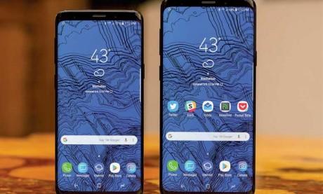 Samsung table sur des bénéfices records au 1er trimestre2018