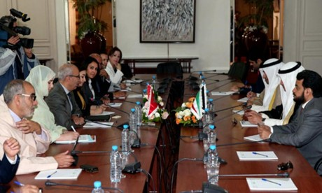 La coopération parlementaire se renforce