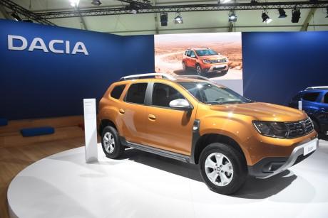 Dacia lève le voile sur son nouveau Duster