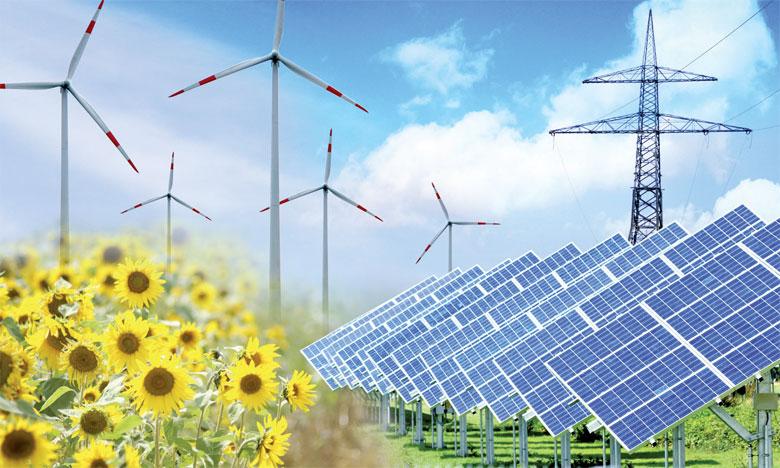 À fin 2017, la capacité mondiale de production d'énergies renouvelables a augmenté de 167 gigawatts pour atteindre 2.179, soit une croissance annuelle de 8,3%.