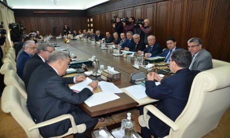 Le Conseil de gouvernement adopte deux nouveaux projets de lois