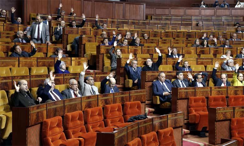 Prévue à partir de 16 heures, la séance sera suivie immédiatement par l'examen et le vote, en plénière, de textes législatifs finalisés par les commissions.