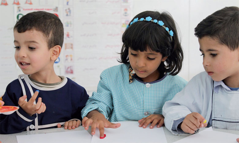 Le Fonds pour l'éducation en zone rurale permettra à l'ensemble des acteurs de joindre leurs efforts et de contribuer, chacun selon ses moyens, à la création d'écoles de préscolaire.