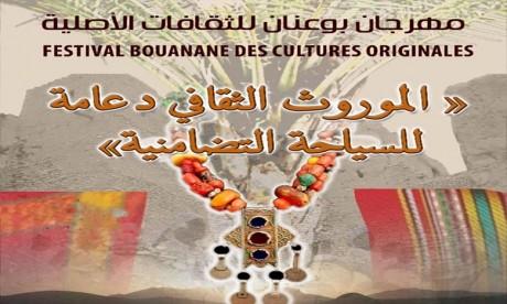 Les cultures originales soufflent à Bouânane