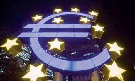 Les entreprises de la zone euro ont terminé le premier trimestre2018 sur leur croissance la moins marquée depuis le début2017.