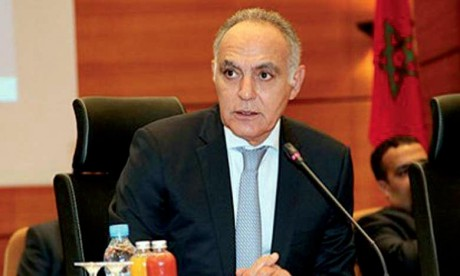 Mezouar : «Cette mandature n'est pas anodine mais d'inclusion»