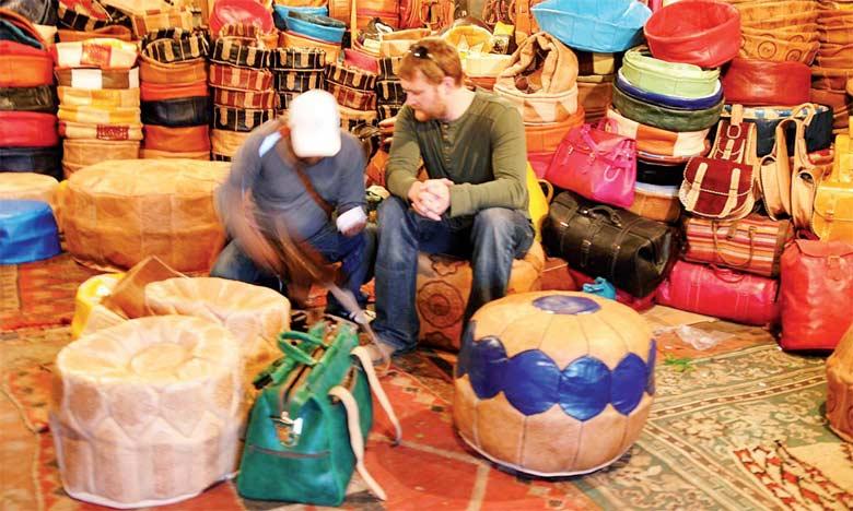 Le Salon régional de l'artisanat bat son plein