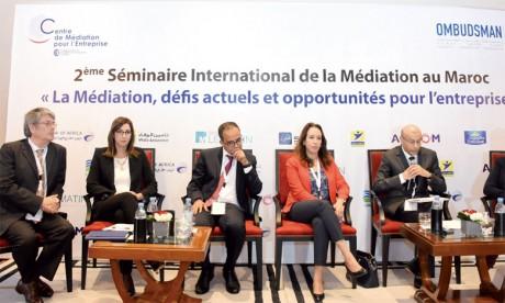Un centre international de médiation dans les starting-blocks
