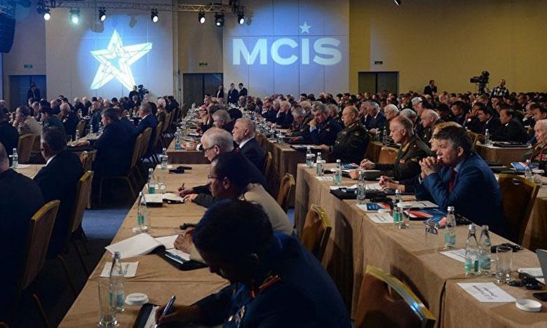 Intervenant lors de la septième Conférence internationale sur la sécurité, M. Loudiyi a souligné que le Royaume, sous la conduite éclairée de S.M. le Roi Mohammed VI, a constamment affirmé son adhésion à la lutte contre le terrorisme.
