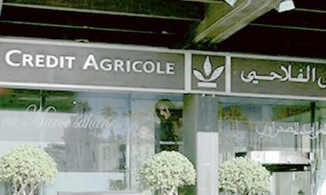 Crédit Agricole du Maroc  confirme sa solidité financière