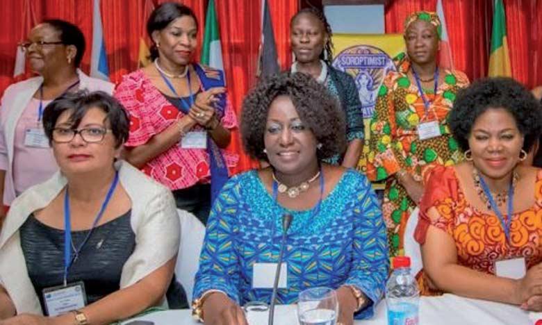 Dans sa feuille de route, la SIAF vise à éradiquer la violence envers les femmes et les filles et garantir la participation  des femmes dans la résolution de conflits propres au continent africain.